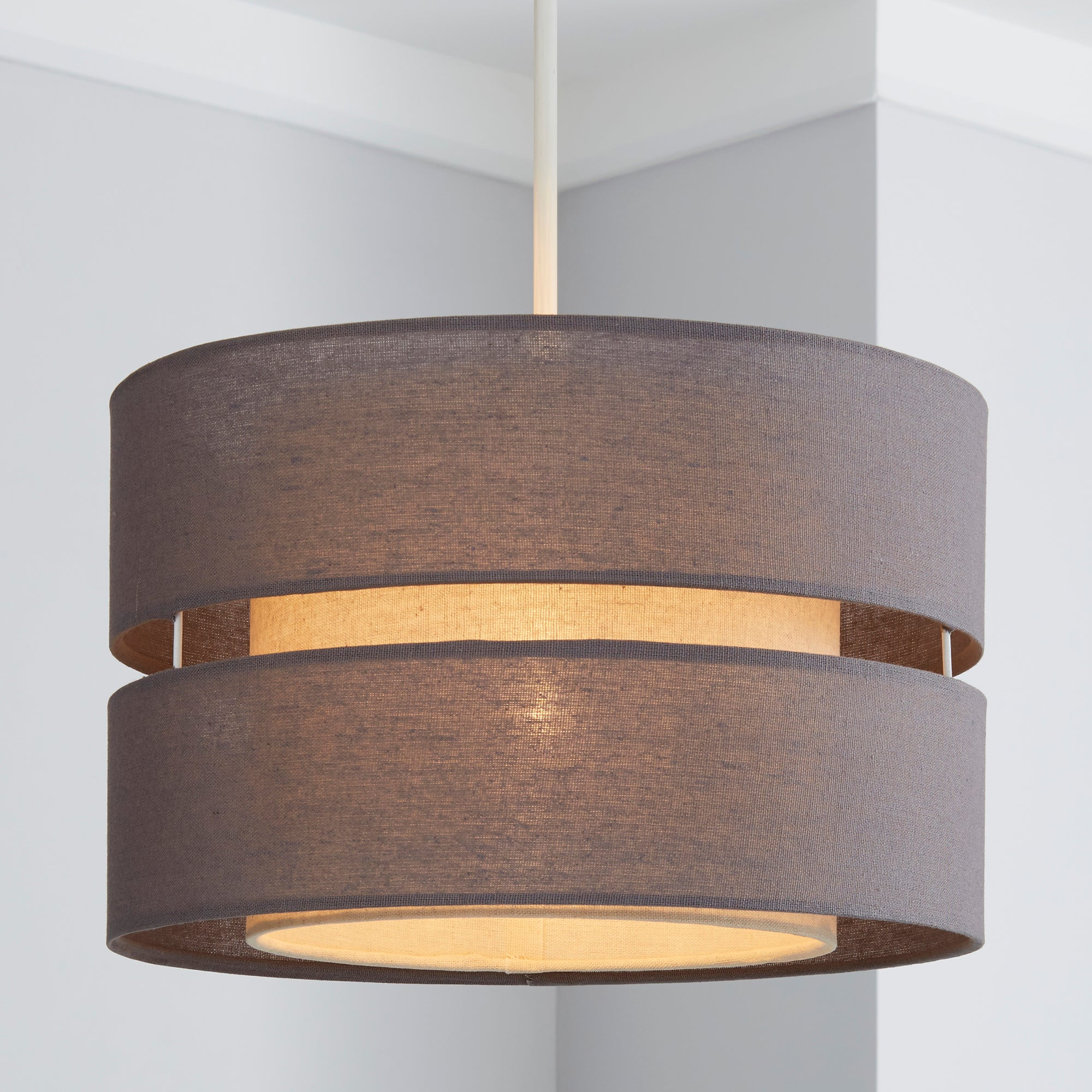 Dunelm Wall Lamp Shades : Frea Pendant Light Shade Dunelm