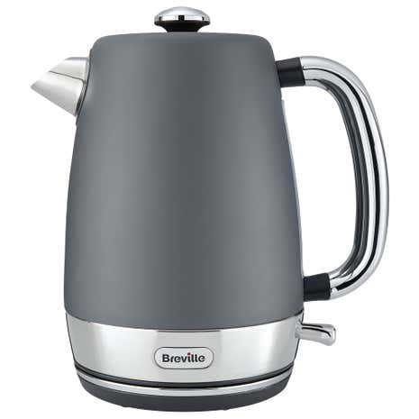 Breville VKJ994 Strata Collection 1.7L Grey Kettle