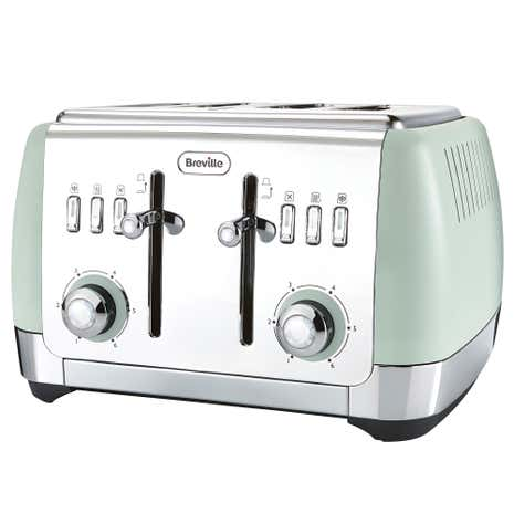 Breville VTT768 Strata Collection Green Toaster