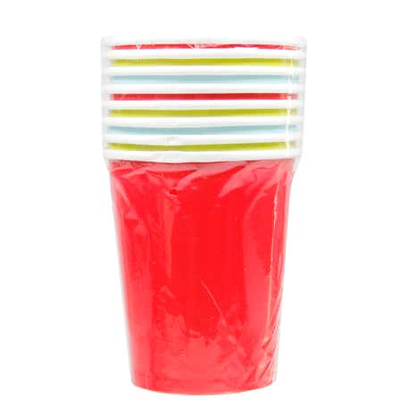 Party Cups 8 Pack