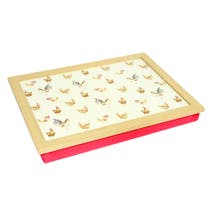 Country Chickens Lap Tray