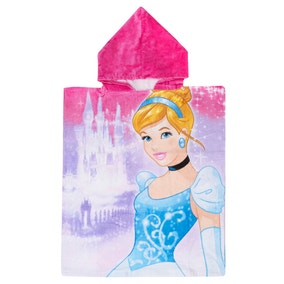 Disney Princess Hooded Towel