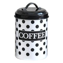 Chicago Coffee Canister