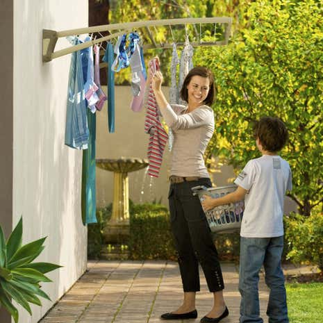 Hills Supa Fold Duo Washing Line