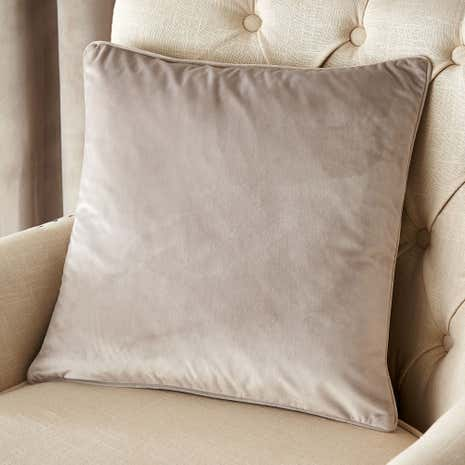 Dove Grey Ashford Cushion