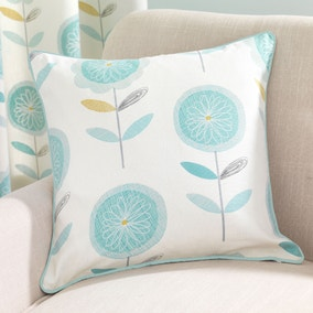 Elba Teal Cushion