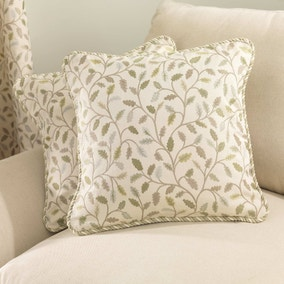 Heritage Glava Green Cushion