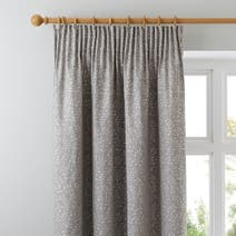 Windsor Natural Lined Pencil Pleat Curtains