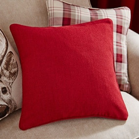 Harris Red Cushion