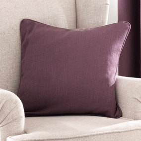 Purity Blackcurrant Cushion