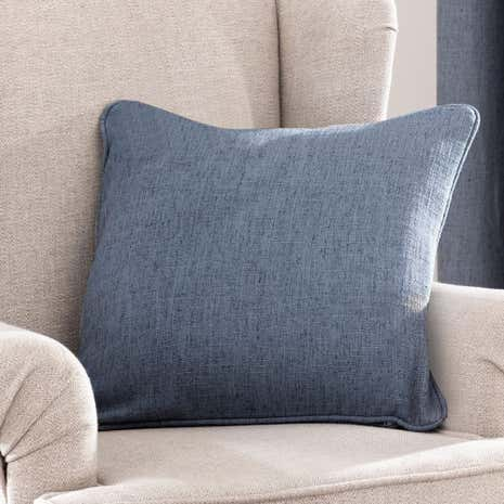Purity Chambray Cushion