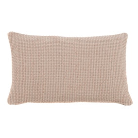 Natural Bronze Fleck Cushion