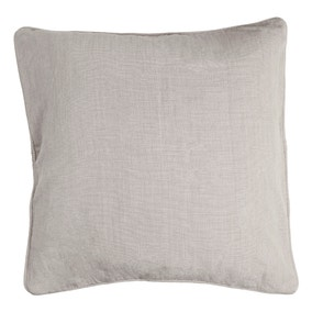 Large Cotton Slub Cushion