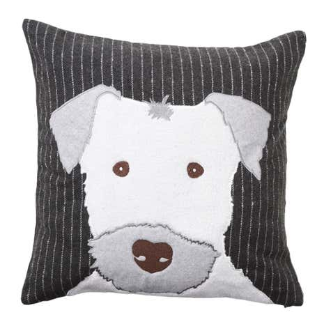 Dexter Dog Cushion