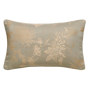 Green Geisha Boudoir Cushion