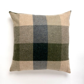 Heritage Regen Check Cushion
