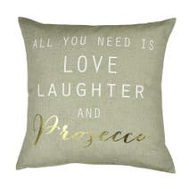Prosecco Cushion