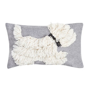 Westie Dog Cushion