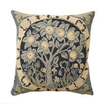 William Morris Orange Tree Cushion Cover