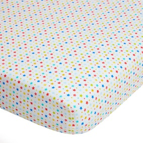 Circus Pair of Fitted Sheets