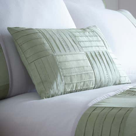 Dexter Green Boudoir Cushion