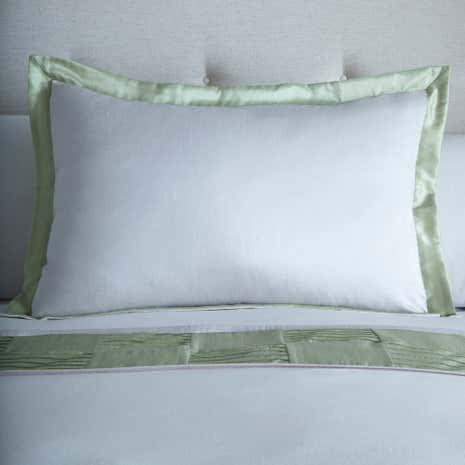 Dexter Green Oxford Pillowcase