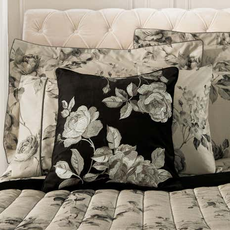 Dorma Harriet Embroidered Cushion
