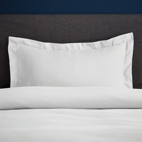Fogarty White Soft Touch Oxford Pillowcase