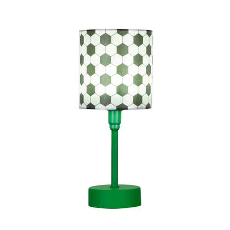 Football Battery Operated Lamp