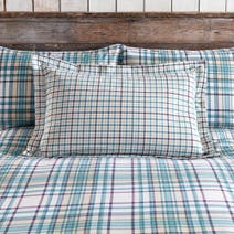 Hartford Teal Oxford Pillowcase