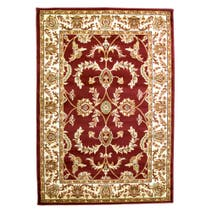 Red Legacy Rug