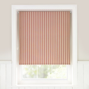 Country Stripe Moisture Resistant Daylight Roller Blind