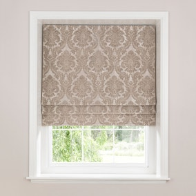 Versailles Natural Roman Blind