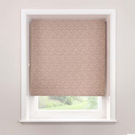 Windsor Terracotta Blackout Roller Blind