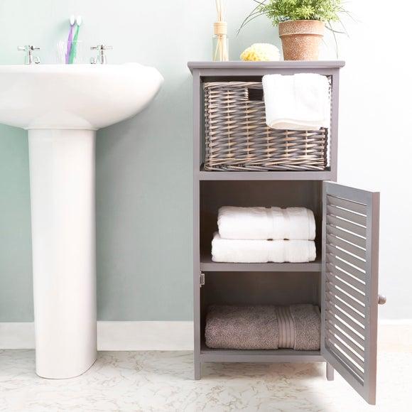 Bathroom Storage Furniture Mirrored Cabinets Dunelm