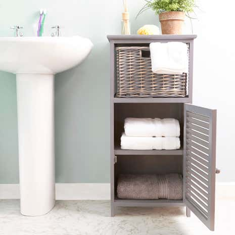 Bathroom Storage Furniture Mirrored Cabinets Dunelm
