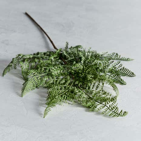 Artificial Green Asparagus Fern Stem