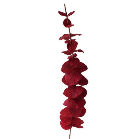 Artificial Red Barege Eucalyptus Stem