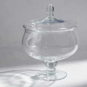 Dorma Glass Bon Bon Jar