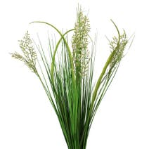 Artificial Limonium Grass Bush