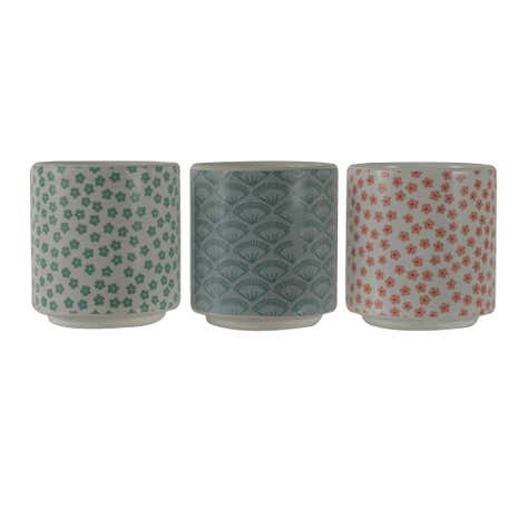 Set of 3 Stacking Tealight Holders