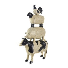 Stacking Animals Ornament