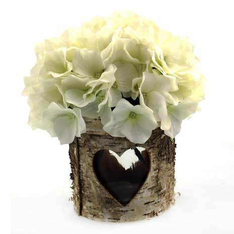 Wedding Bark Vase Arrangement
