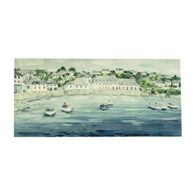 Claire Henley St Mawes Canvas