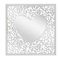 Heart Aperture Laser Cut Mirror