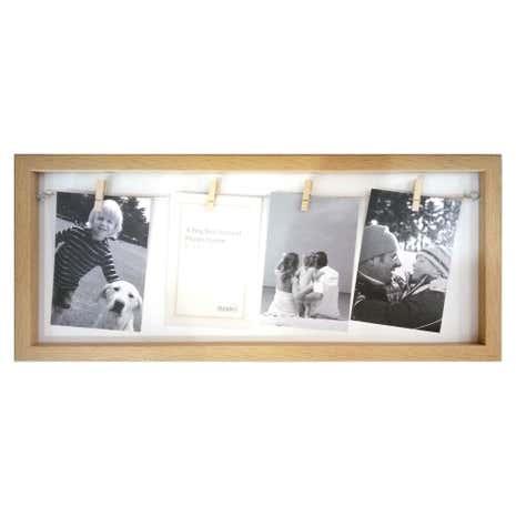 4 Aperture Box Frame  sc 1 st  Dunelm & Photo Frames | Single u0026 Multi Photo Frames | Dunelm Aboutintivar.Com