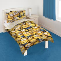 Sea of Minions Single Duvet Cover Set