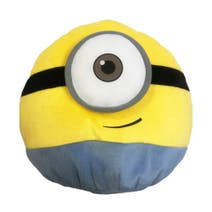 Stuart Minion Round Cushion