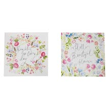 Set of 2 Louise Tiler Printed Canvases