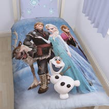 Disney Frozen Single Duvet Set